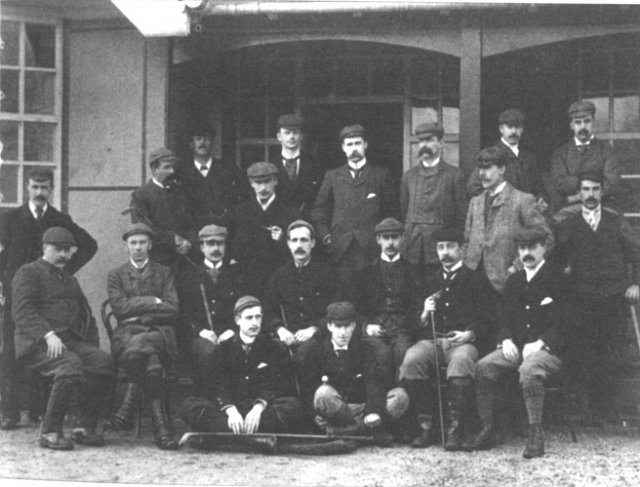 Headingley pioneers of 1898