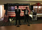 Blues Brothers play to a full house at Headingley Golf Club